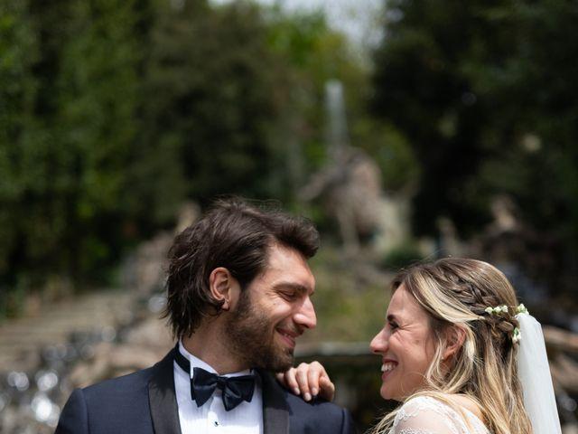 Il matrimonio di Samuele e Elisa a Lucca, Lucca 39
