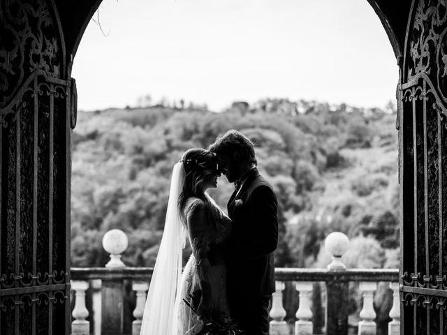 Il matrimonio di Samuele e Elisa a Lucca, Lucca 41