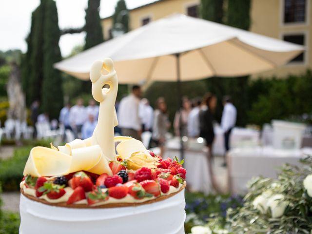 Il matrimonio di Samuele e Elisa a Lucca, Lucca 42