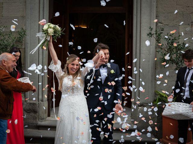 Il matrimonio di Samuele e Elisa a Lucca, Lucca 44