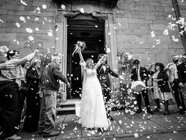 Il matrimonio di Samuele e Elisa a Lucca, Lucca 2