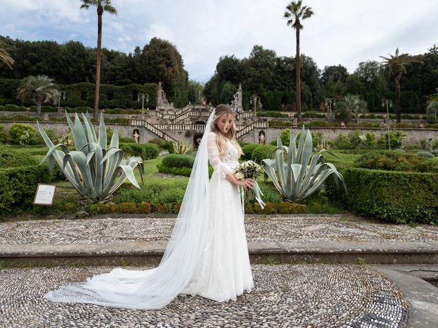 Il matrimonio di Samuele e Elisa a Lucca, Lucca 49