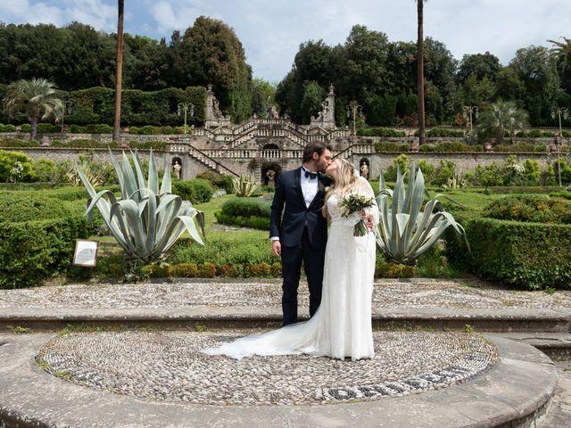 Il matrimonio di Samuele e Elisa a Lucca, Lucca 50