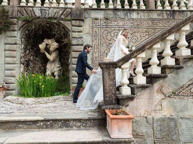 Il matrimonio di Samuele e Elisa a Lucca, Lucca 51