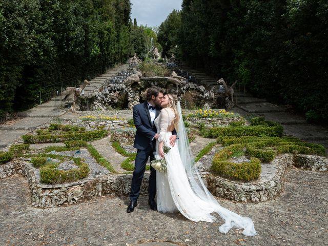 Il matrimonio di Samuele e Elisa a Lucca, Lucca 54