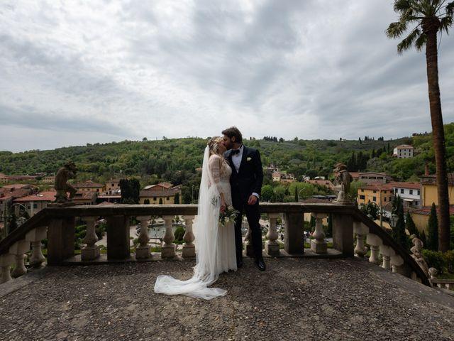 Il matrimonio di Samuele e Elisa a Lucca, Lucca 55