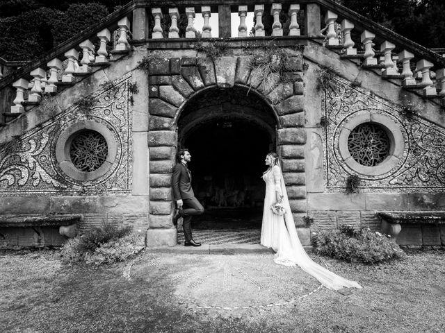 Il matrimonio di Samuele e Elisa a Lucca, Lucca 56
