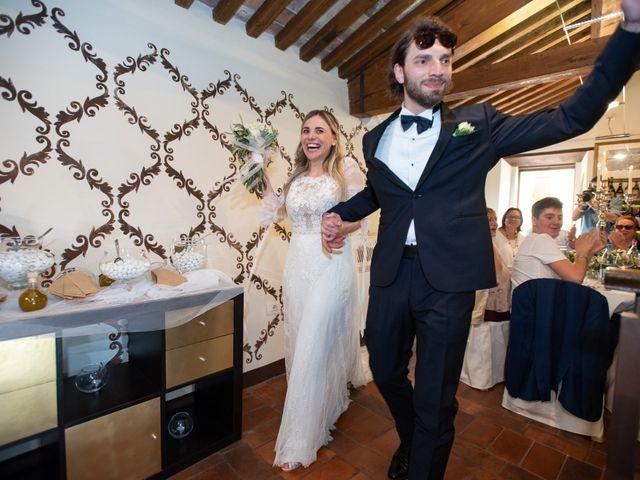 Il matrimonio di Samuele e Elisa a Lucca, Lucca 59