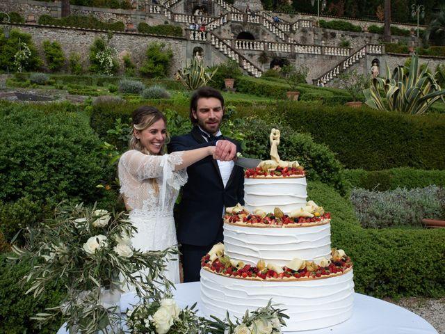 Il matrimonio di Samuele e Elisa a Lucca, Lucca 60