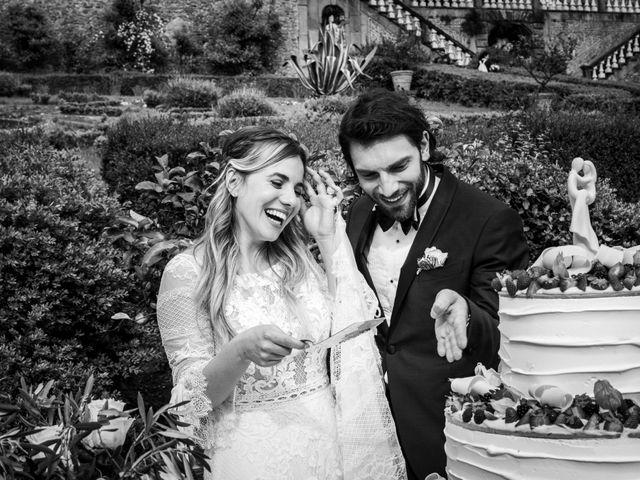 Il matrimonio di Samuele e Elisa a Lucca, Lucca 61