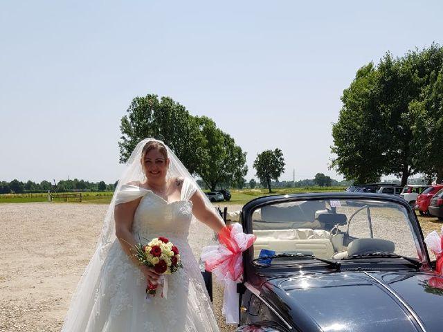 Il matrimonio di Daniele e Laura a Binasco, Milano 7