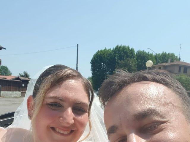 Il matrimonio di Daniele e Laura a Binasco, Milano 9