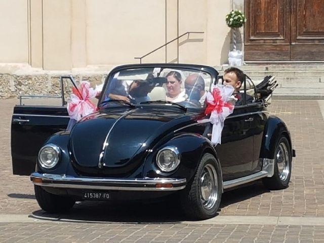 Il matrimonio di Daniele e Laura a Binasco, Milano 1
