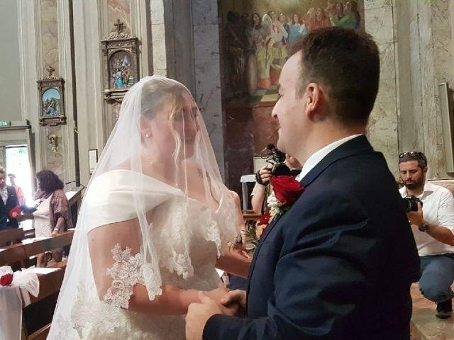Il matrimonio di Daniele e Laura a Binasco, Milano 14