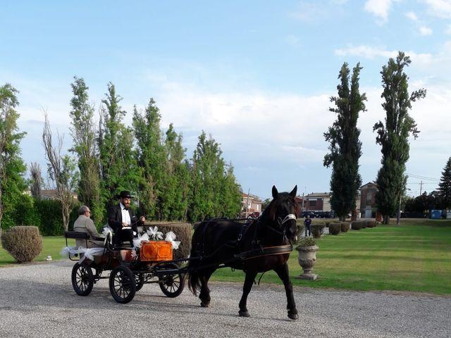 Il matrimonio di Rossella e Simone a Luzzara, Reggio Emilia 3