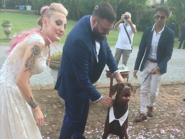 Il matrimonio di Rossella e Simone a Luzzara, Reggio Emilia 7