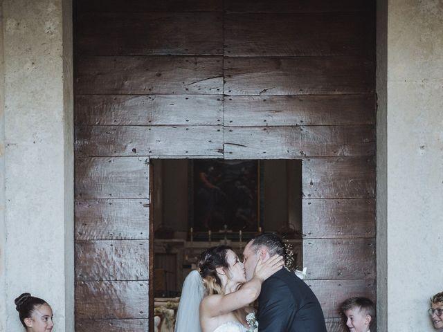 Il matrimonio di Luca e Veronica a Perugia, Perugia 104