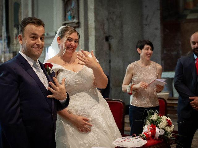 Il matrimonio di Daniele e Laura a Binasco, Milano 17