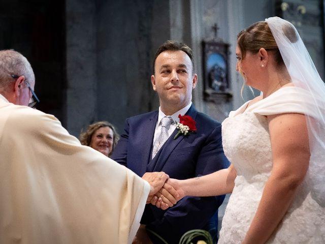 Il matrimonio di Daniele e Laura a Binasco, Milano 19