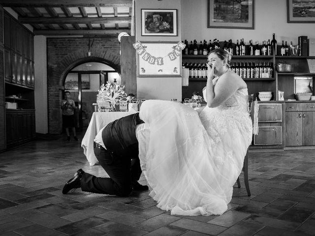Il matrimonio di Daniele e Laura a Binasco, Milano 30