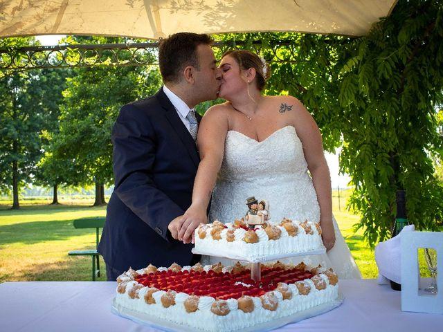 Il matrimonio di Daniele e Laura a Binasco, Milano 34