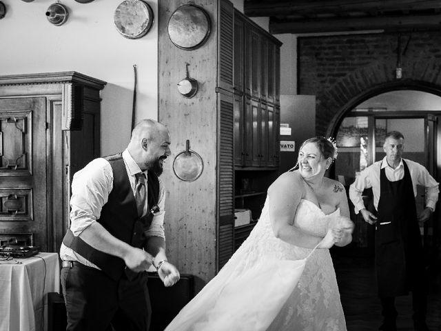Il matrimonio di Daniele e Laura a Binasco, Milano 35
