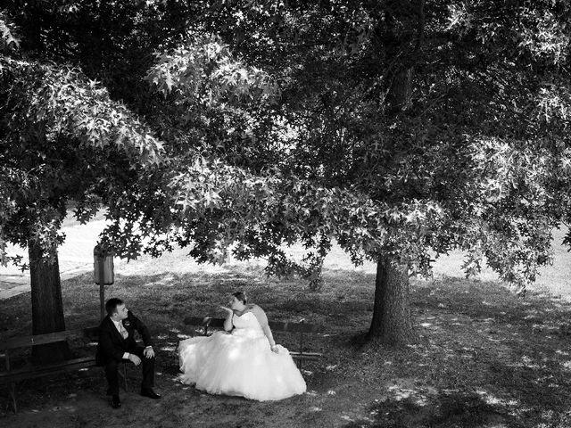 Il matrimonio di Daniele e Laura a Binasco, Milano 40