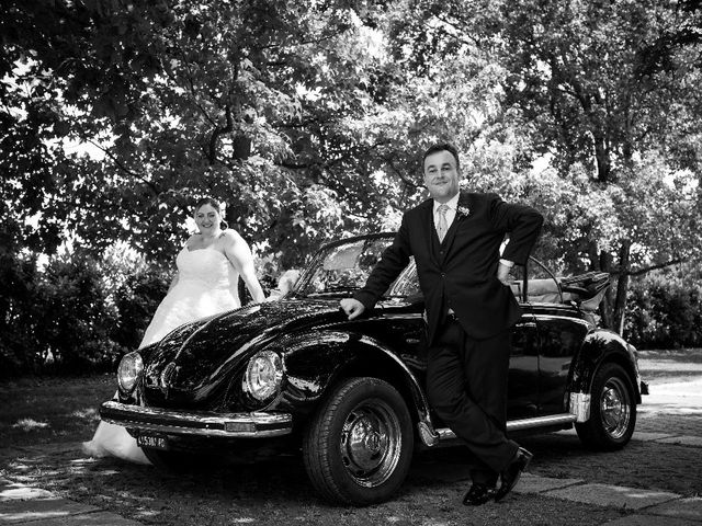 Il matrimonio di Daniele e Laura a Binasco, Milano 42