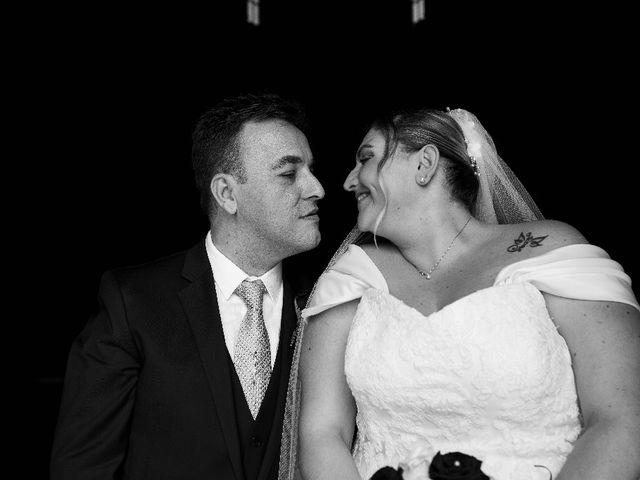 Il matrimonio di Daniele e Laura a Binasco, Milano 44
