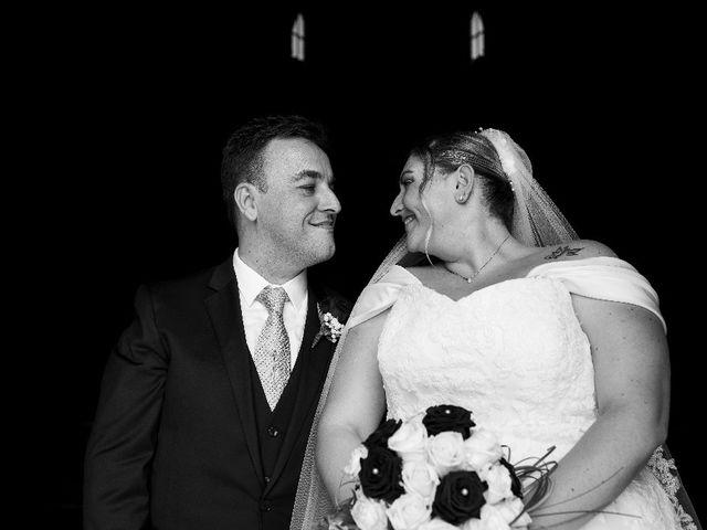 Il matrimonio di Daniele e Laura a Binasco, Milano 45