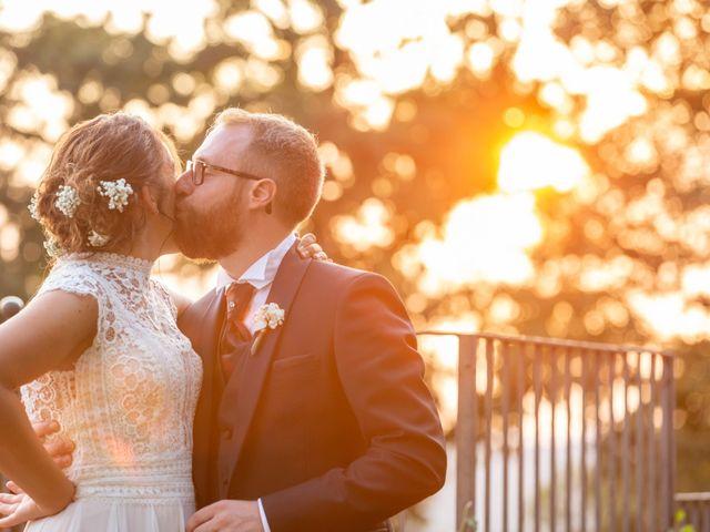 Le nozze di Veronica e Mattia