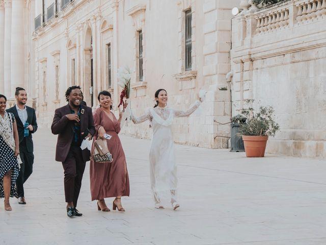 Il matrimonio di Alex e Erin a Siracusa, Siracusa 42