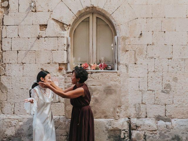Il matrimonio di Alex e Erin a Siracusa, Siracusa 43