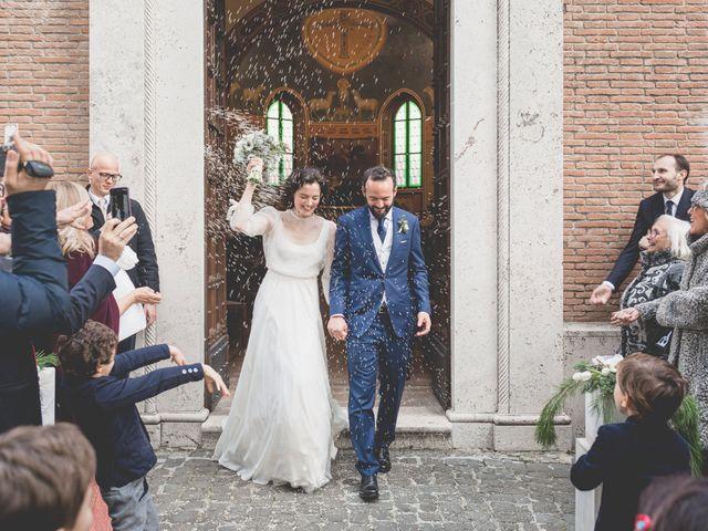 Il matrimonio di Giorgio e Flavia a Roma, Roma 40