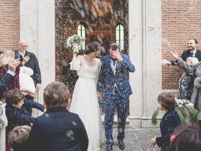 Il matrimonio di Giorgio e Flavia a Roma, Roma 43