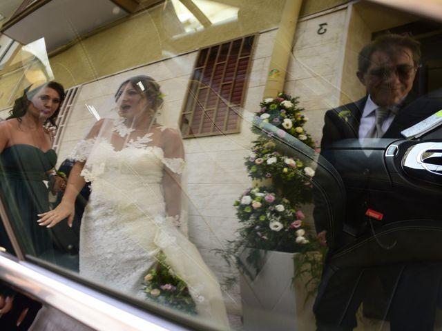 Il matrimonio di Salvatore e Wanda a Putignano, Bari 9