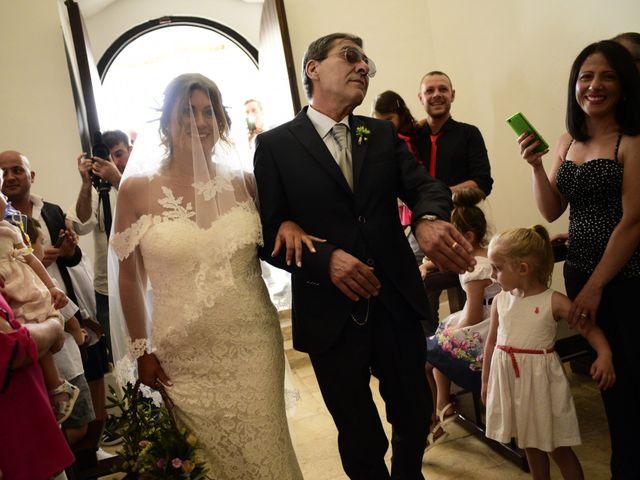 Il matrimonio di Salvatore e Wanda a Putignano, Bari 10