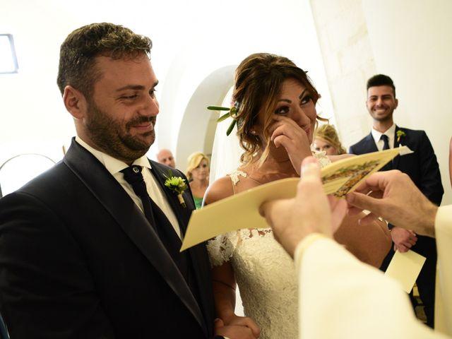 Il matrimonio di Salvatore e Wanda a Putignano, Bari 12