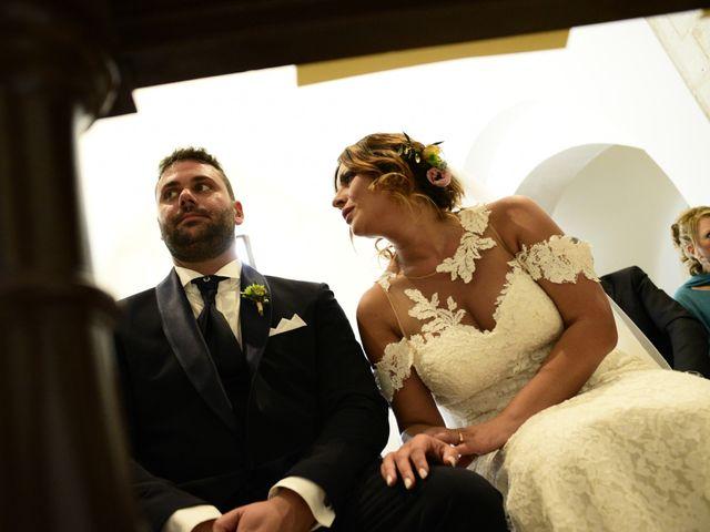 Il matrimonio di Salvatore e Wanda a Putignano, Bari 14