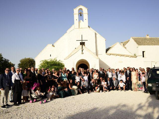Il matrimonio di Salvatore e Wanda a Putignano, Bari 15