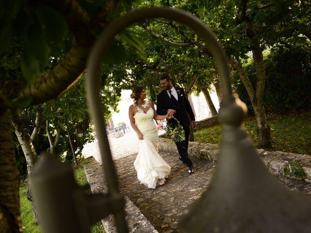 Il matrimonio di Salvatore e Wanda a Putignano, Bari 18