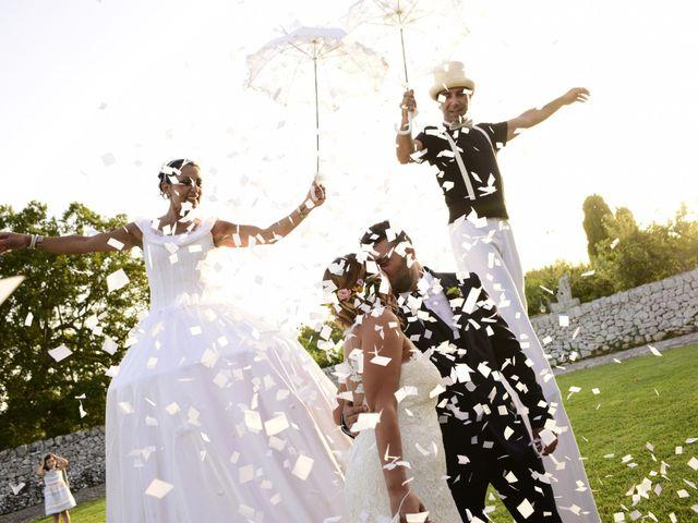 Il matrimonio di Salvatore e Wanda a Putignano, Bari 1