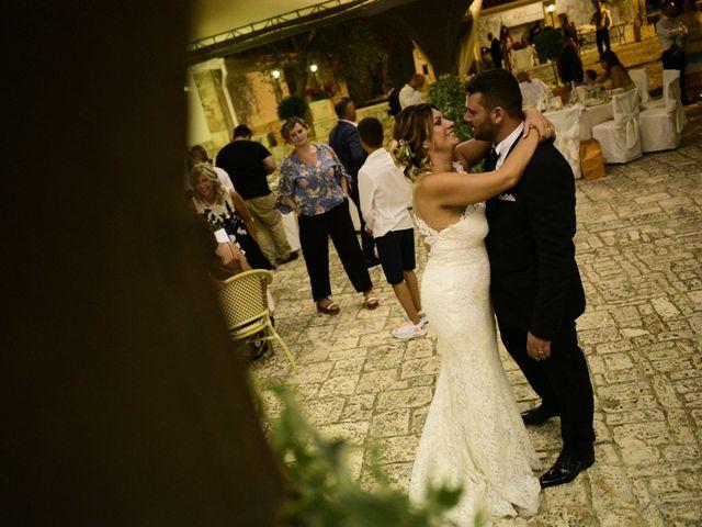 Il matrimonio di Salvatore e Wanda a Putignano, Bari 19