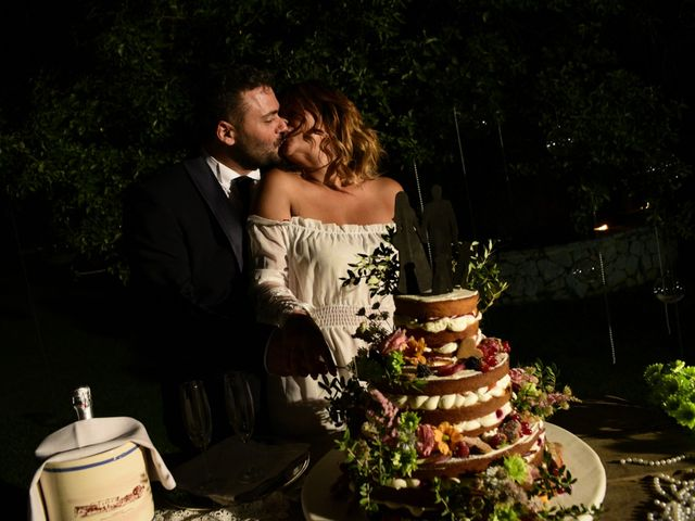 Il matrimonio di Salvatore e Wanda a Putignano, Bari 27