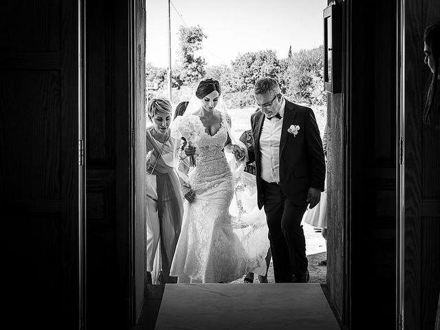 Il matrimonio di Gianfranco e Federica a Ossi, Sassari 26