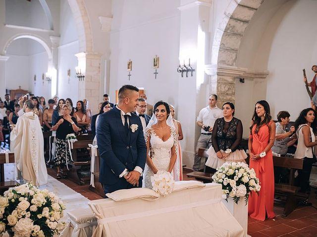 Il matrimonio di Gianfranco e Federica a Ossi, Sassari 28