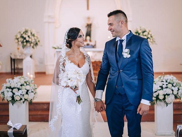 Il matrimonio di Gianfranco e Federica a Ossi, Sassari 33
