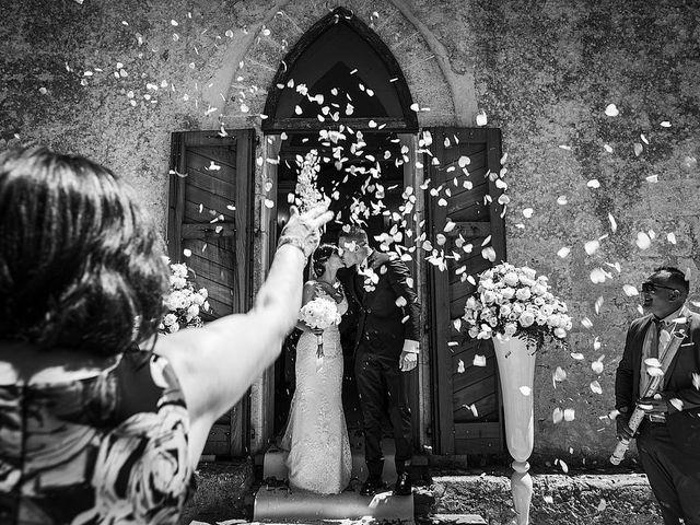 Il matrimonio di Gianfranco e Federica a Ossi, Sassari 35