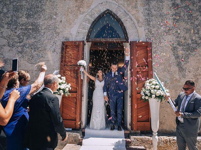 Il matrimonio di Gianfranco e Federica a Ossi, Sassari 36