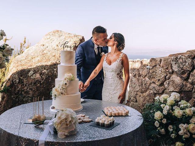 Le nozze di Federica e Gianfranco